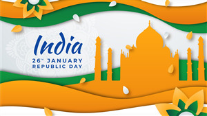 India 26 January Republic Day Full HD Wallpaper
